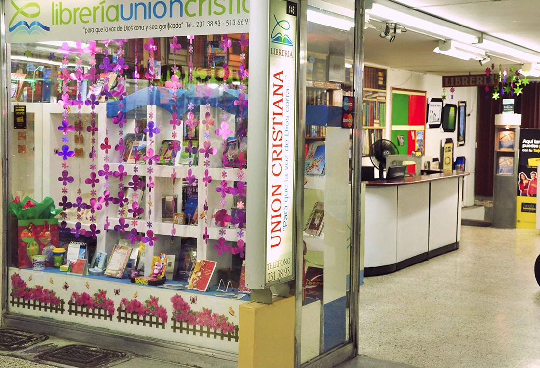 Libros cristianos y biblias en medell n librer a uni n cristiana - Librerias cristiana ...